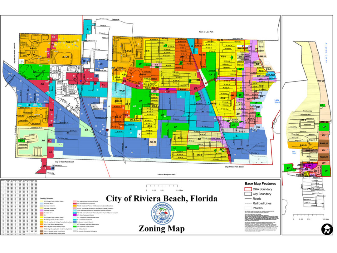 crb zoning map
