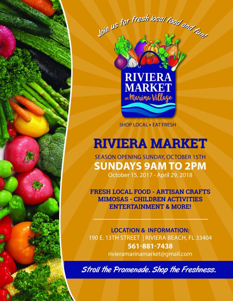 RBCRA Riviera Market