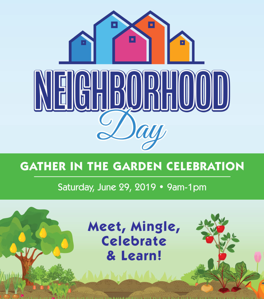 Riviera Beach CRA Holds Inaugural Neighborhood Day Gather in the Garden Celebration